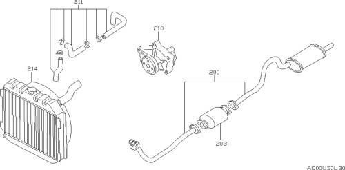 small resolution of nissan maxima exhaust system diagram moreover nissan 300zx exhaust 1996 saab 9000 exhaust diagram category exhaust diagram description