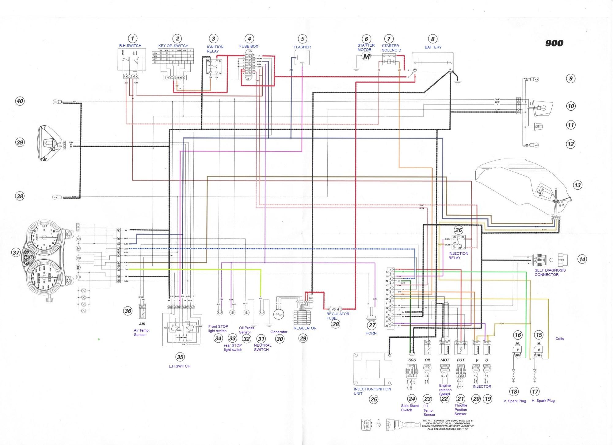 hight resolution of ducati 848 wiring diagram data diagram schematic 848 evo wiring diagram