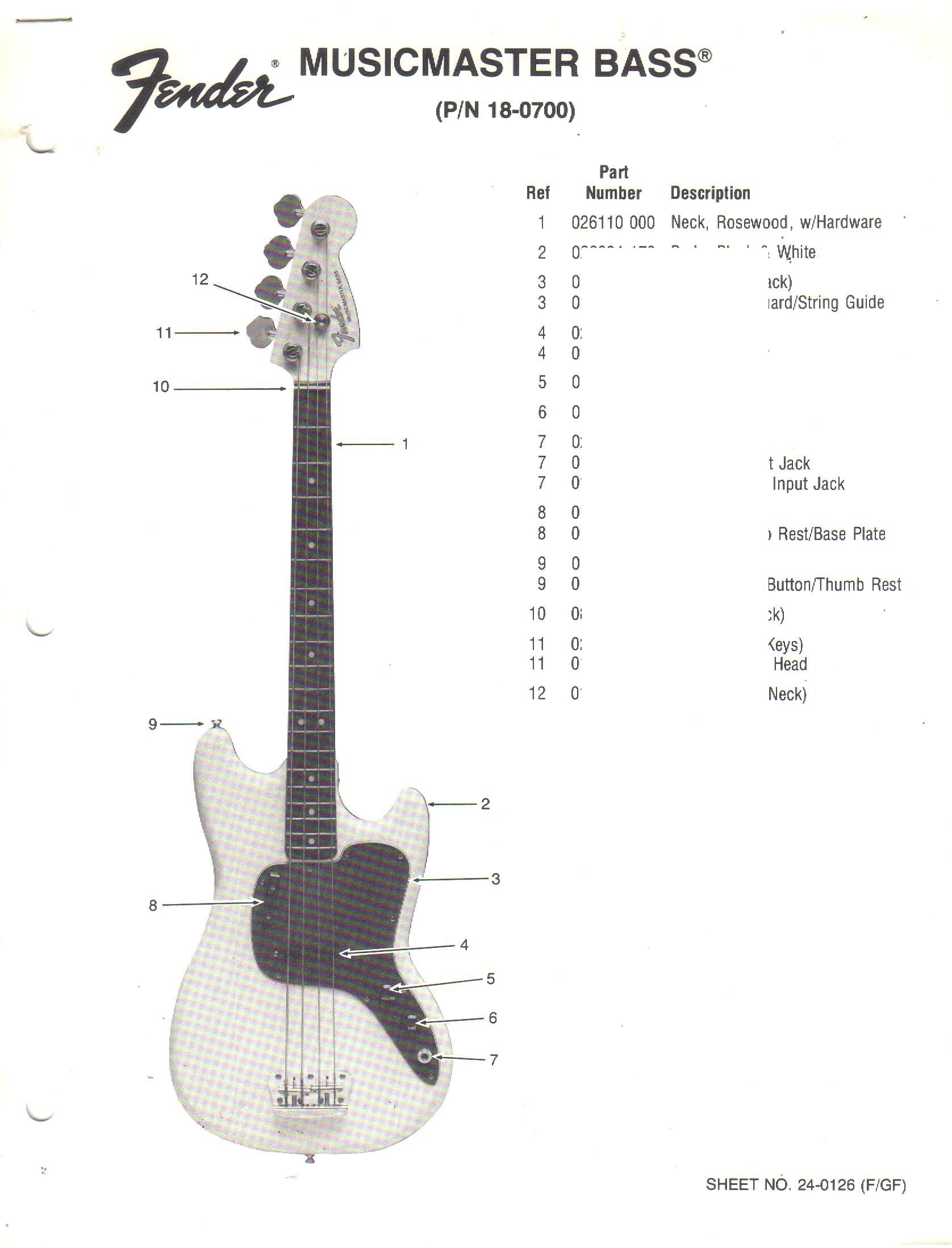 hight resolution of fender precision bass wiring diagram best fender p bass wiring diagram contemporary everything you need of
