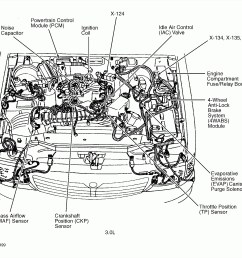 diagram of jeep 3 8l v6 engine wiring diagram detailed chrysler 2005 town and country 3 3v6 location of the transmission input sensor jeep 3 8l engine  [ 1815 x 1658 Pixel ]