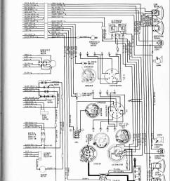1965 thunderbird engine diagram [ 1252 x 1637 Pixel ]