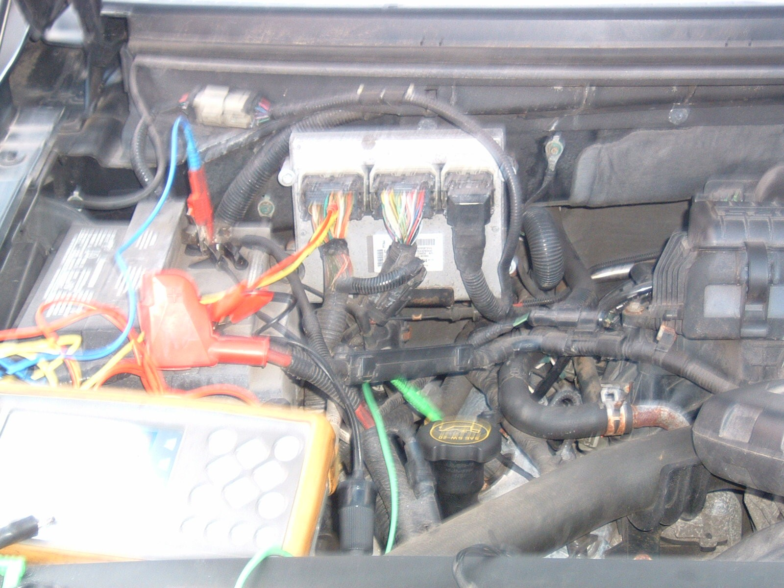 hight resolution of 5 4 liter ford engine hose diagram wiring diagram detailed 5 4 triton wiring harness