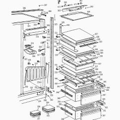 Ge Monogram Refrigerator Parts Diagram 2000 Buick Lesabre Engine Adora