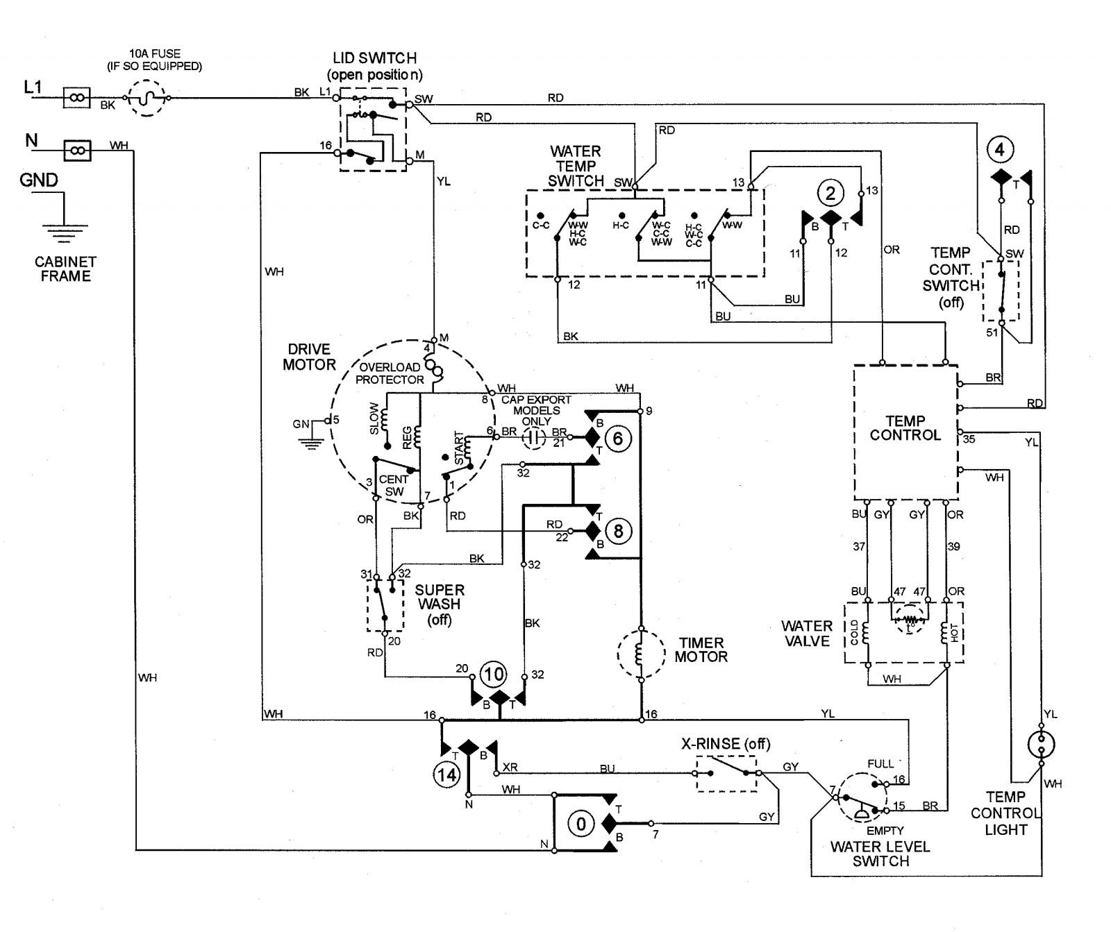 hight resolution of ge washer motor wiring diagram wiring diagram schematics bosch washer motor wiring diagram washer motor wiring diagram