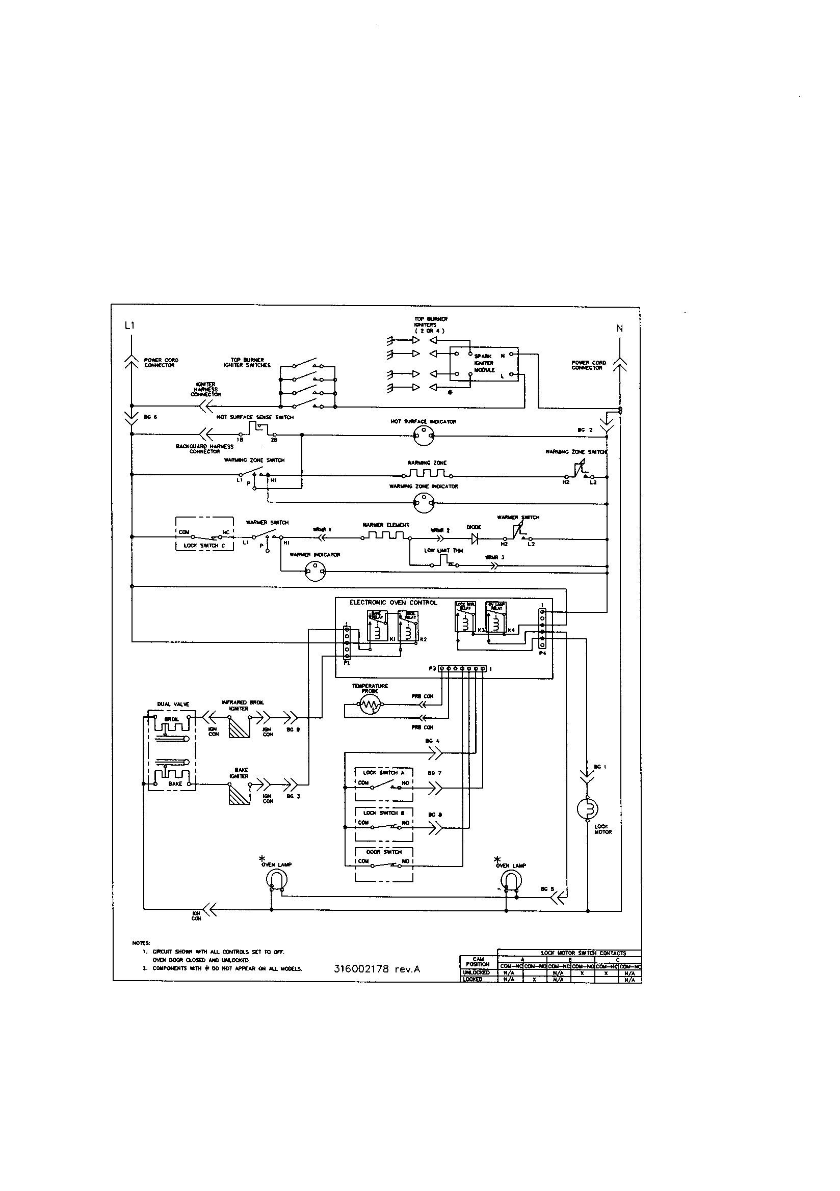 panasonic ac wiring diagram