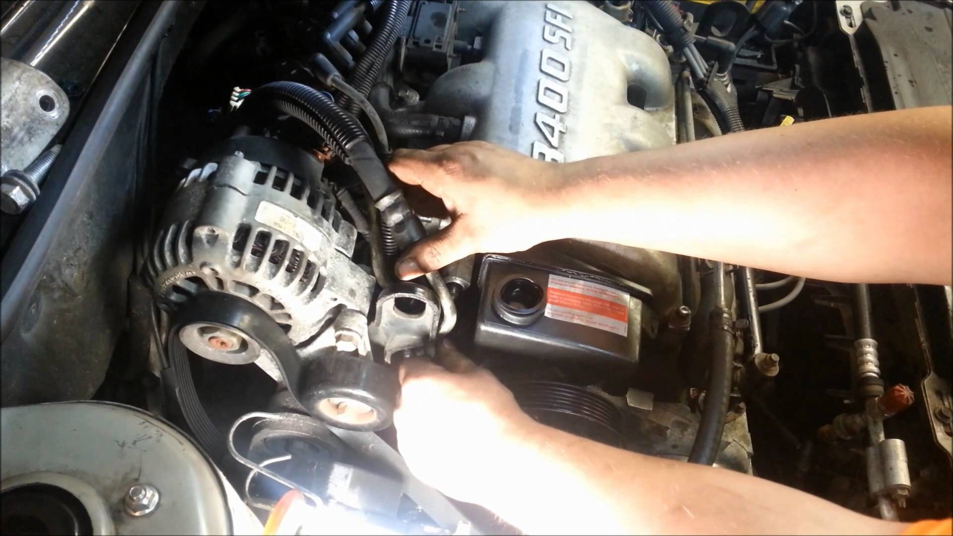 hight resolution of gm 3400 engine diagram gm 3 1 3 4 v6 cam postion sensor replacement of gm