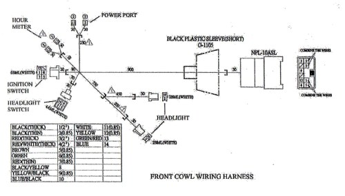 small resolution of go kart engine diagram main wire cowl for yerf dog cuvs