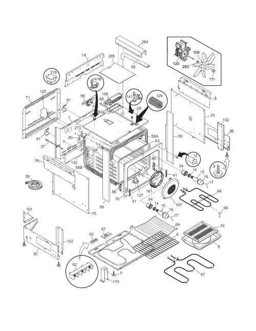 small resolution of hobart mixer parts diagram frigidaire cpes389ac1 range timer stove clocks and appliance timers of hobart mixer