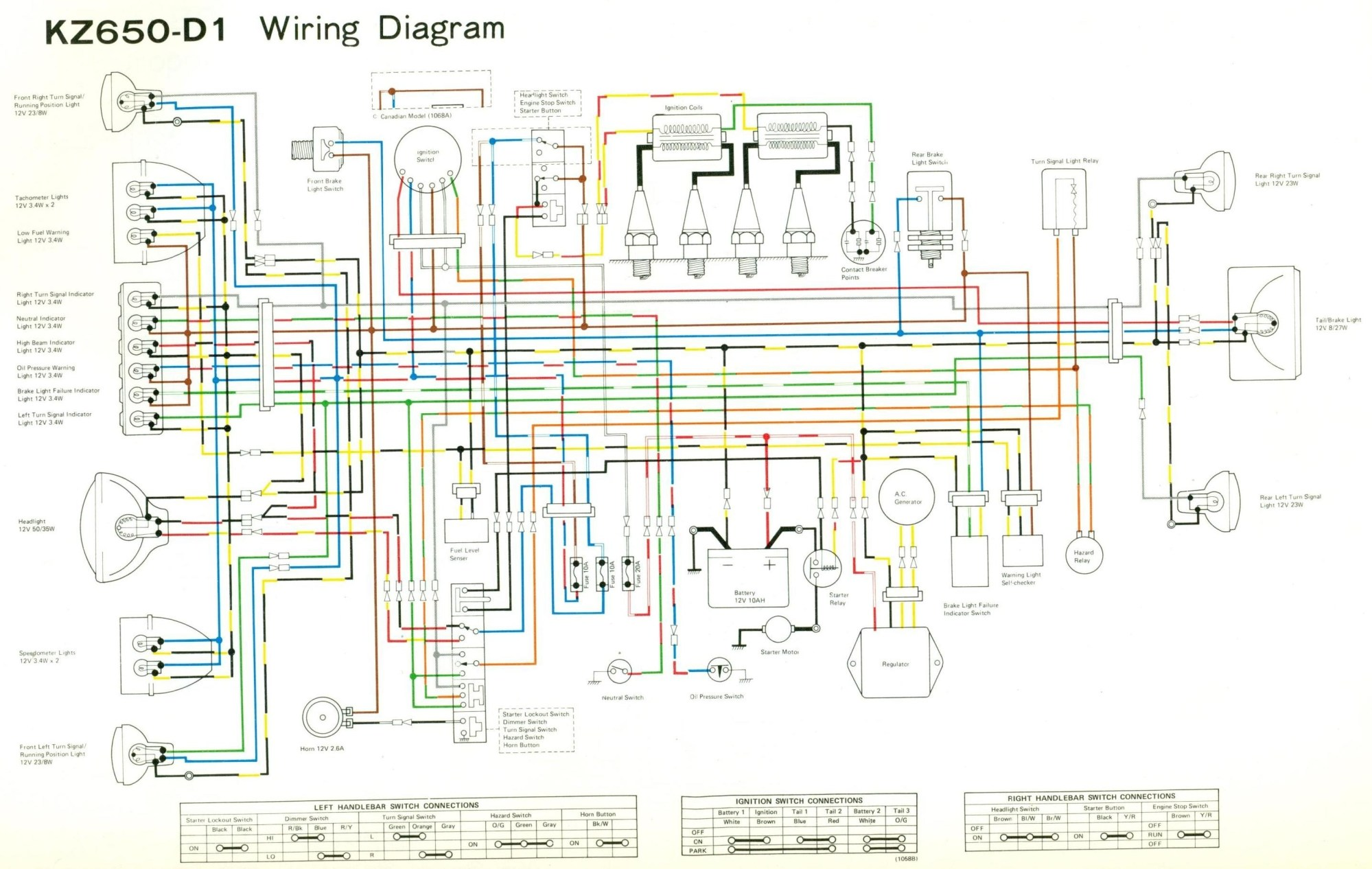 hight resolution of 1977 xs650 wiring diagram