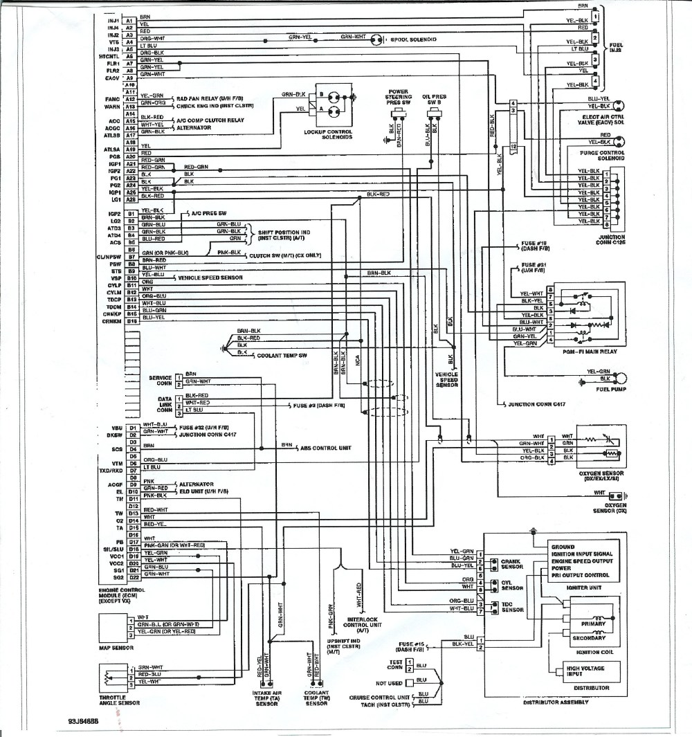 medium resolution of in addition d16z6 wiring harness diagram on honda k20a engine 95 civic engine diagram wiring library