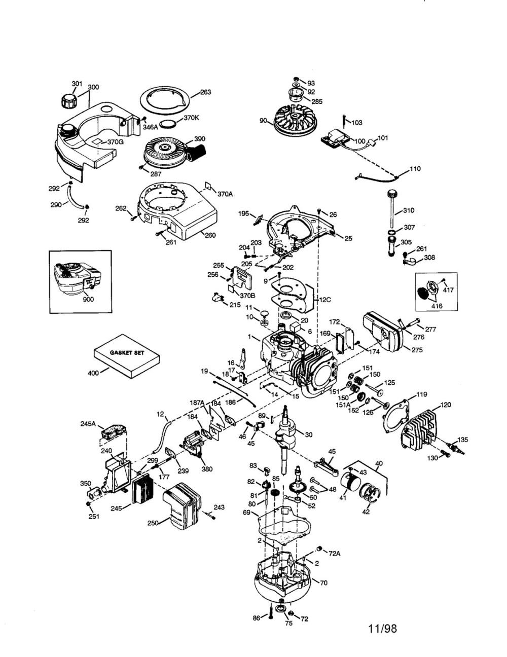 medium resolution of honda gx390 parts diagram free service repair manual tecumseh engine parts diagram of honda gx390 parts