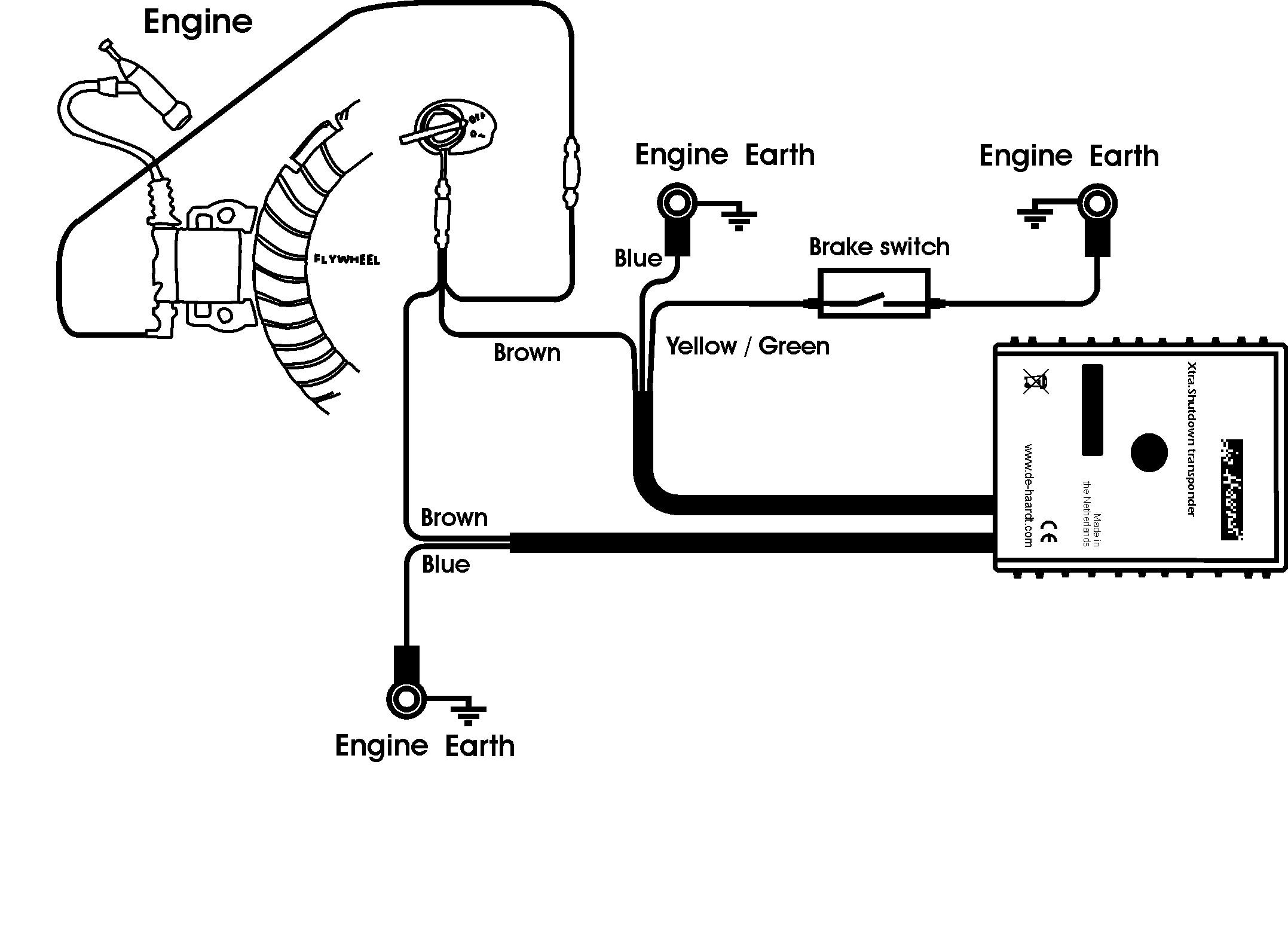 honda gx340 generator wiring diagram