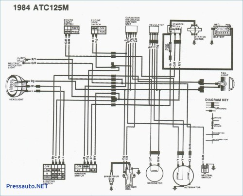 small resolution of honda 125m wiring diagram wiring diagram used honda atc 125m wiring diagram atc 125 wiring diagram
