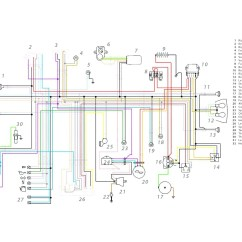 Honda Xrm Cdi Wiring Diagram Kitchen Headlight And Schematics