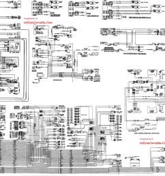81 corvette fuse panel diagram wiring data [ 3478 x 2211 Pixel ]