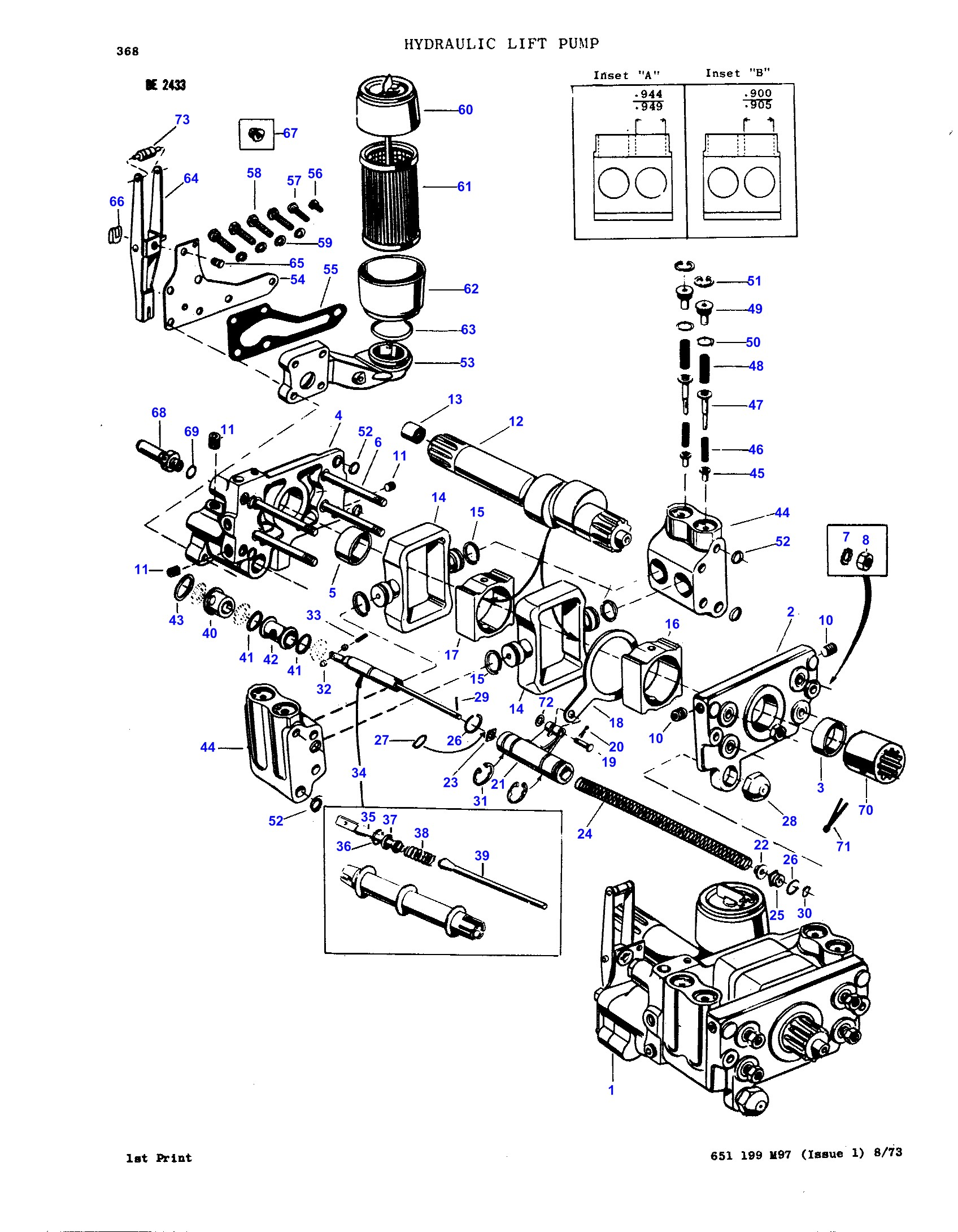 Massey Ferguson 135 Hydraulic Problems