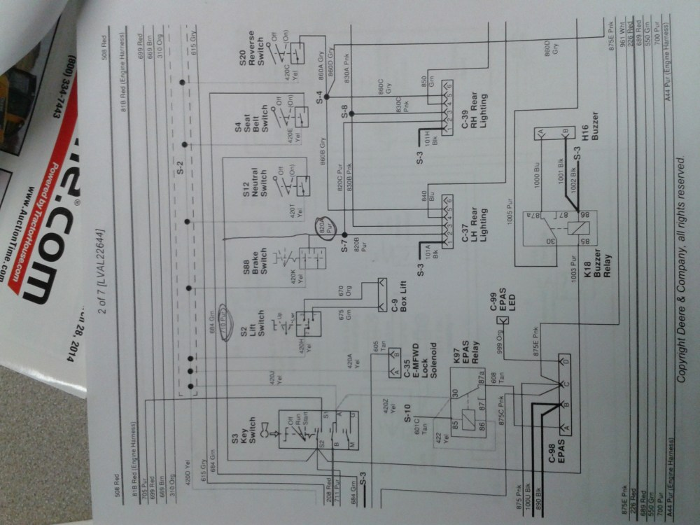 medium resolution of wrg 2228 john deere a wiring diagram for 1100john deere a wiring diagram for 1100
