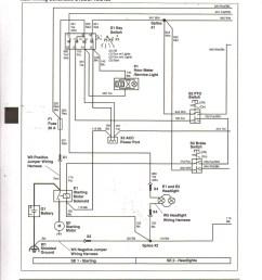 john deere 100 series wiring diagram new the12volt wiring diagrams diagram of john deere 100 series [ 1693 x 2191 Pixel ]