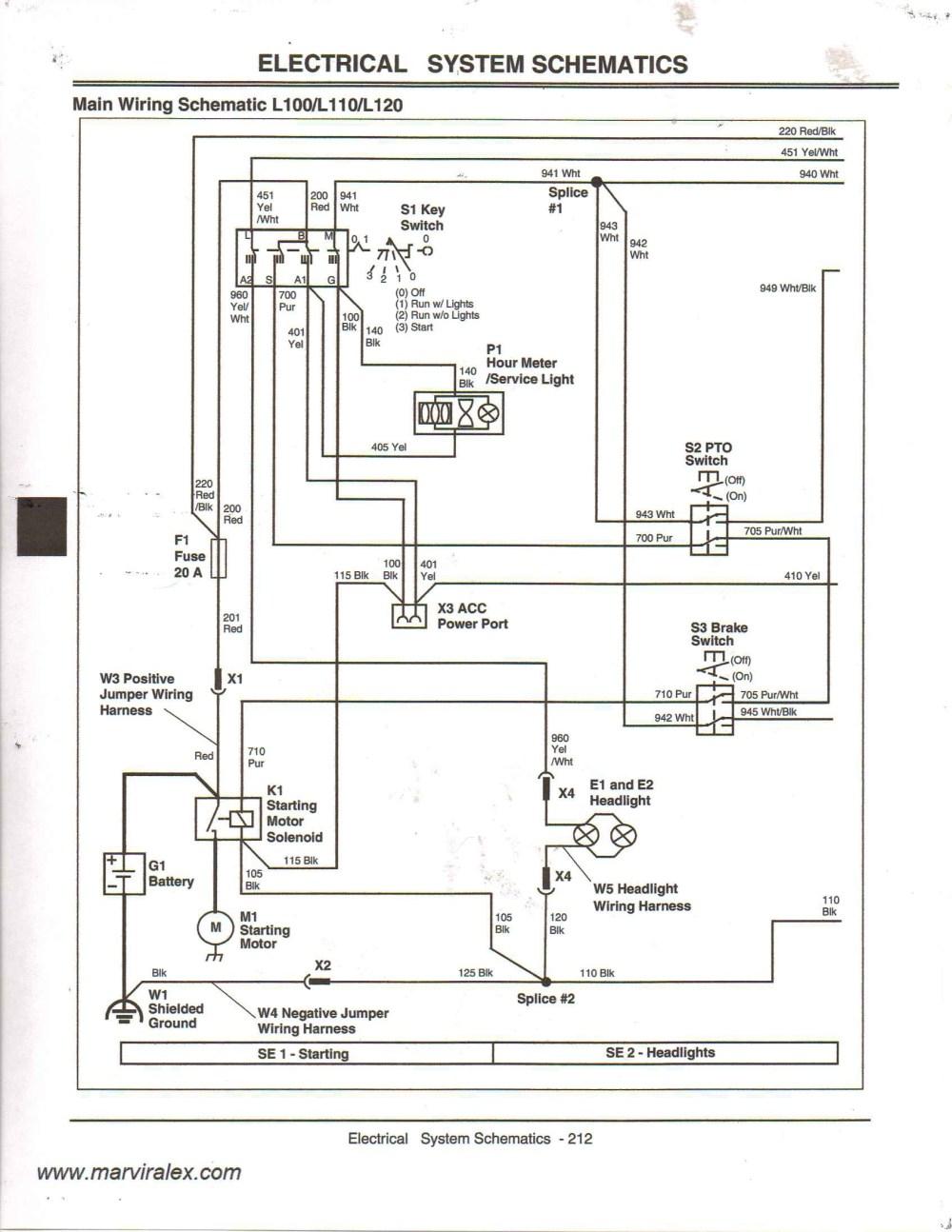 medium resolution of john deere 100 series wiring diagram new the12volt wiring diagrams diagram of john deere 100 series