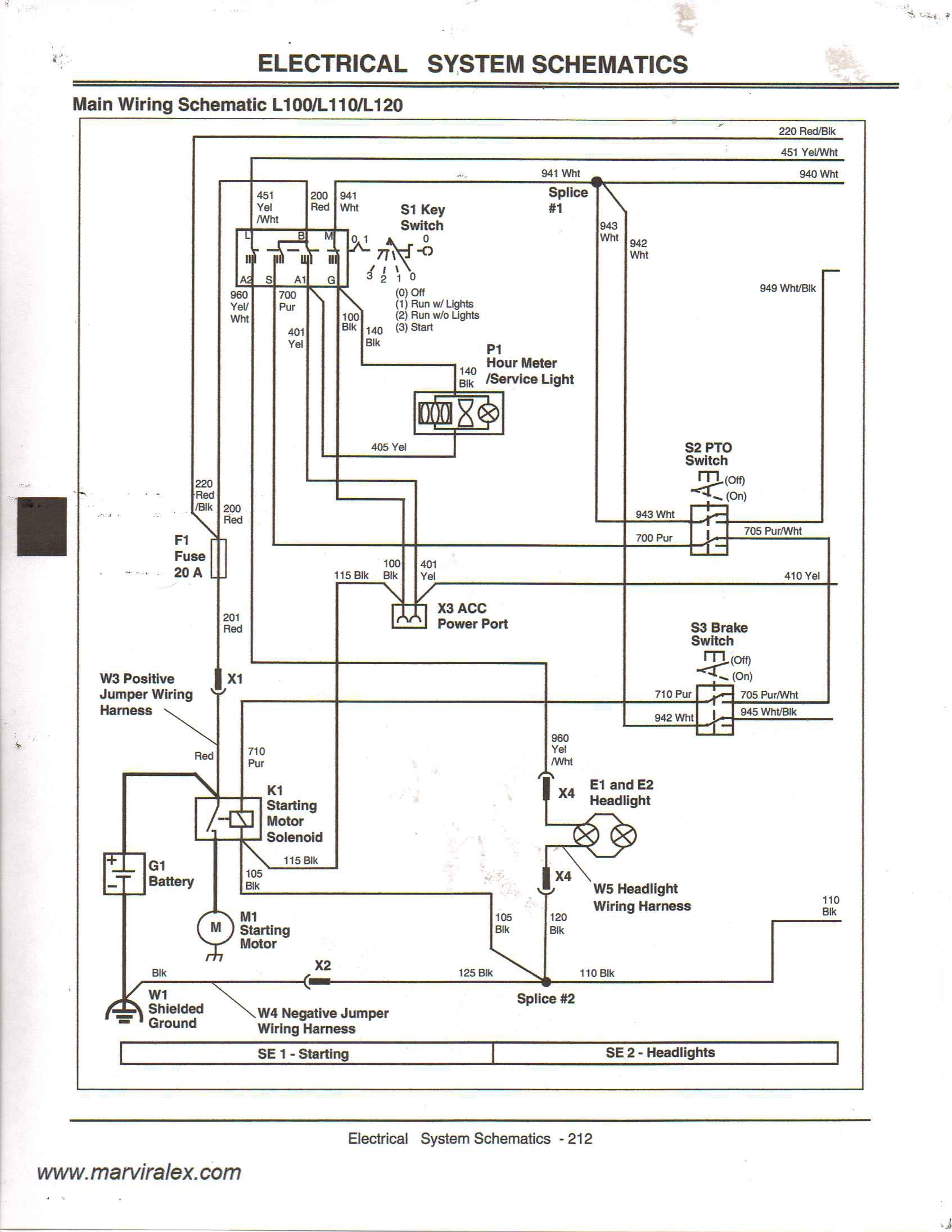 hight resolution of john deere 100 series wiring diagram new the12volt wiring diagrams diagram of john deere 100 series