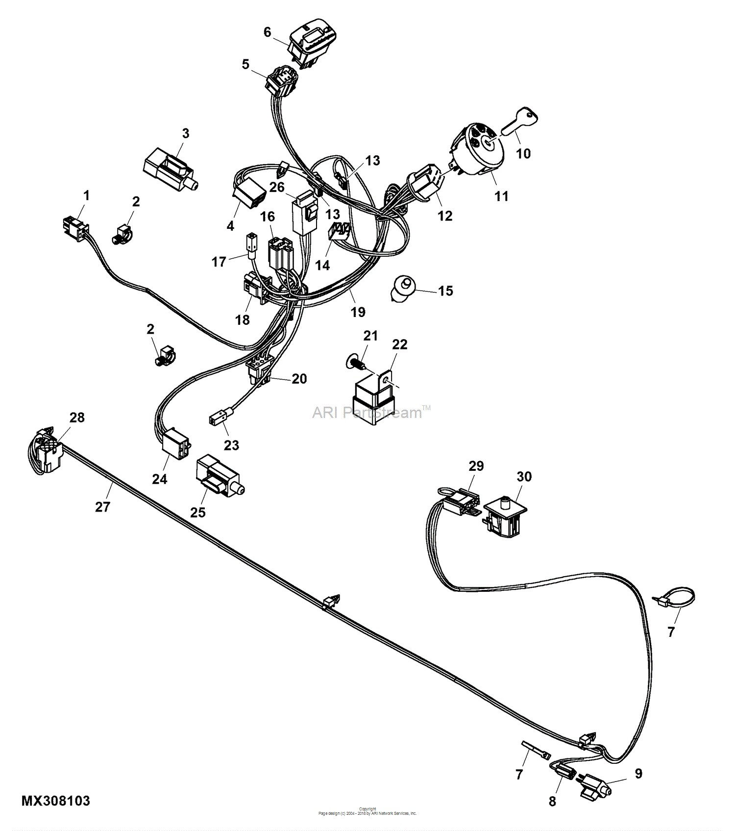 [MANUALS] John Deere La145 Parts Diagram [PDF] FULL