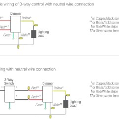 Wiring Diagram For 4 Way Switch With Dimmer 2003 Buick Lesabre 10v Switches