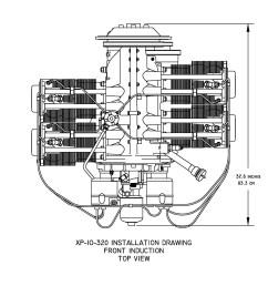 lycoming engine diagram superior xp 320 engine spa llc [ 2200 x 1700 Pixel ]