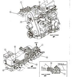 1999 mazda b2500 engine diagram [ 1432 x 1819 Pixel ]