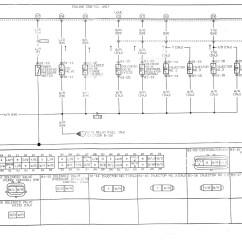 Mg Tf Electrical Wiring Diagram For Forward Reverse Single Phase Motor Mazda 323 Ecu