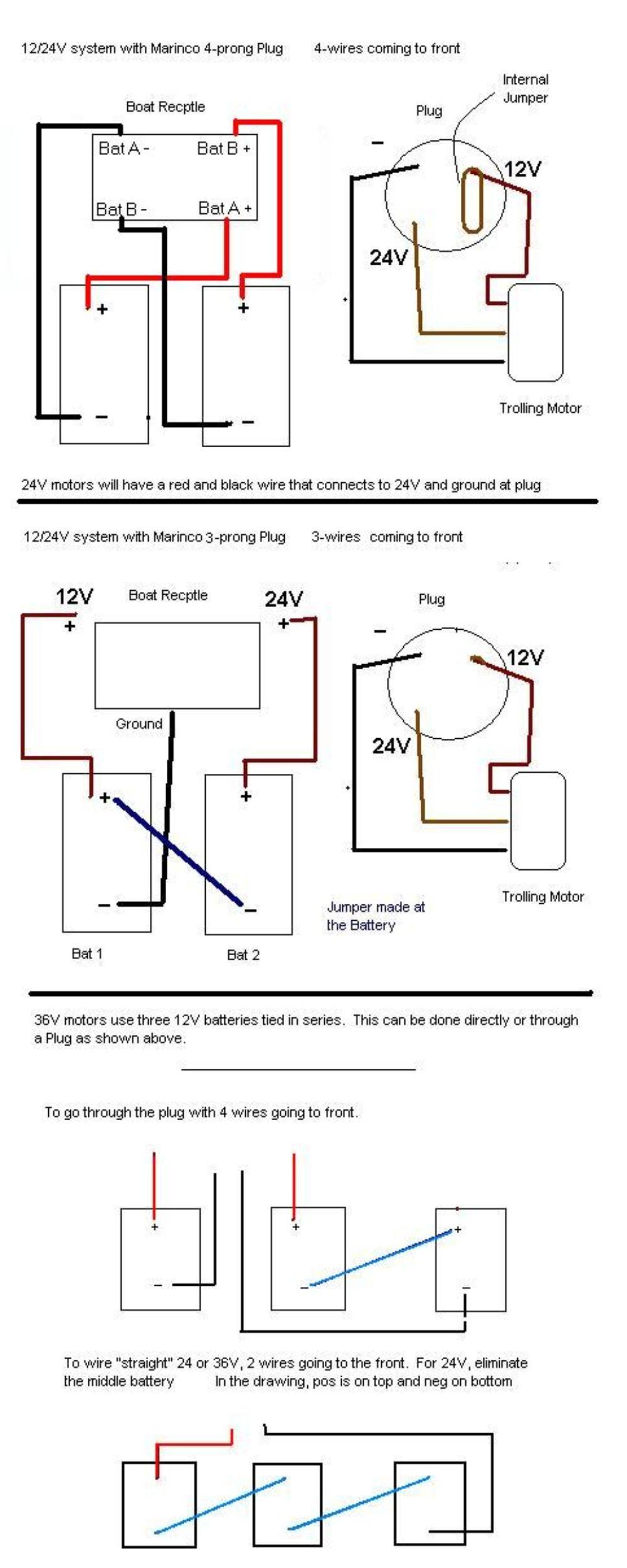 medium resolution of minn kota source 12 24 trolling motor wiring motorguide volt and battery