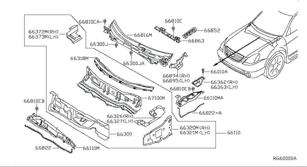 medium resolution of nissan versa engine diagram wiring diagram for thermostat honeywell sedan parts genuine and 2008 of nissan