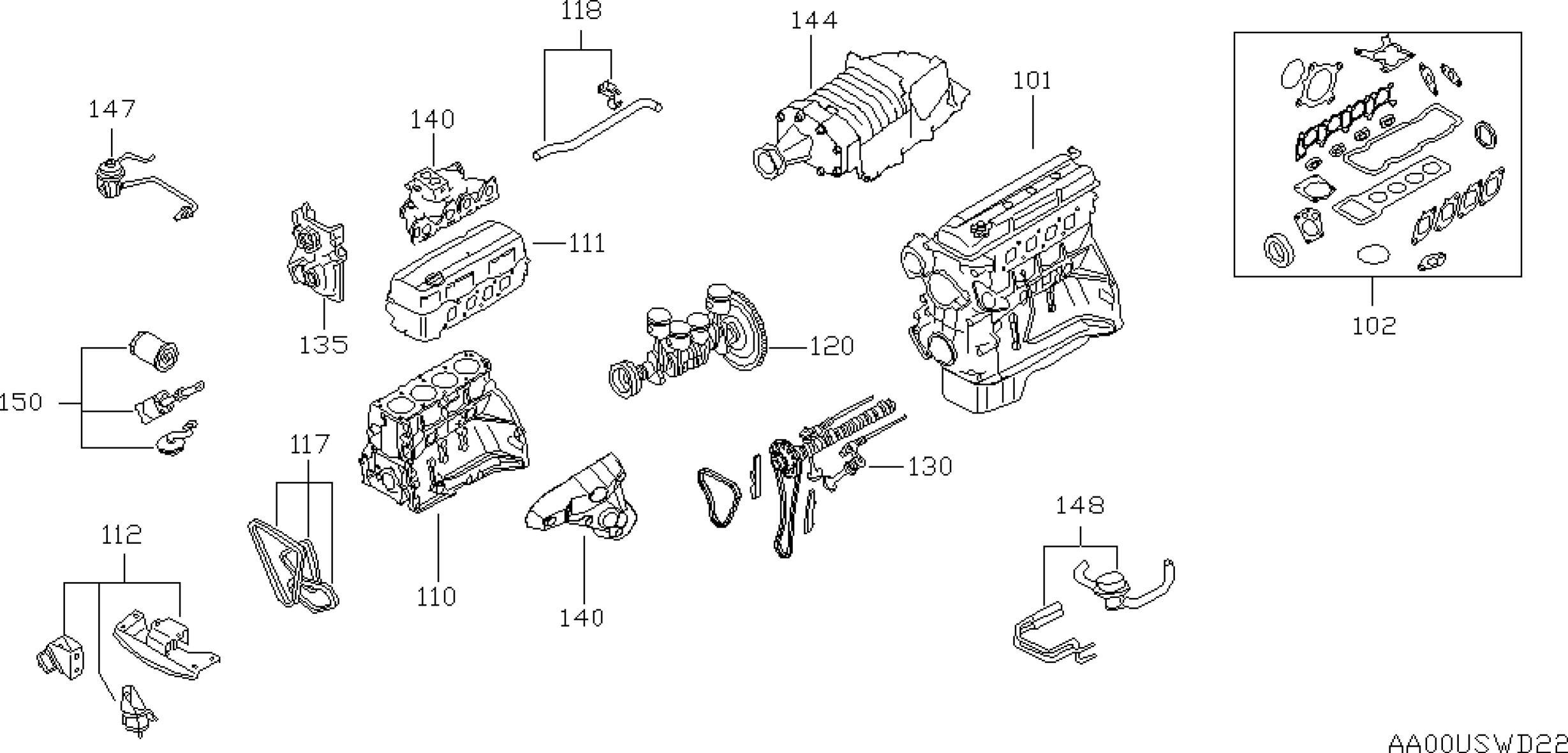 2006 nissan xterra parts diagram 2007 ford ranger radio wiring engine