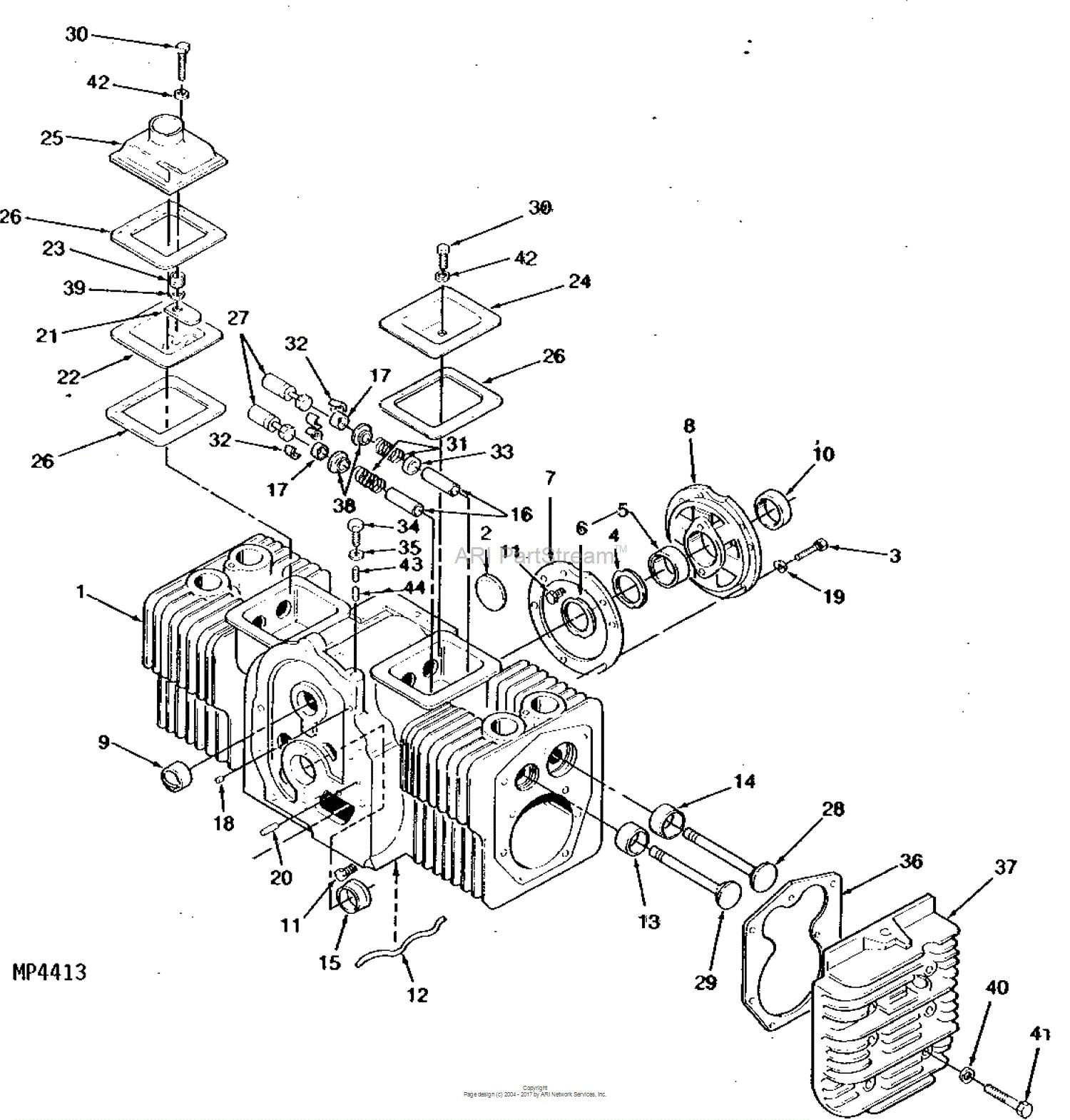 hight resolution of onan engine parts diagram john deere parts diagrams john deere 317 hydrostatic tractor 17 hp of