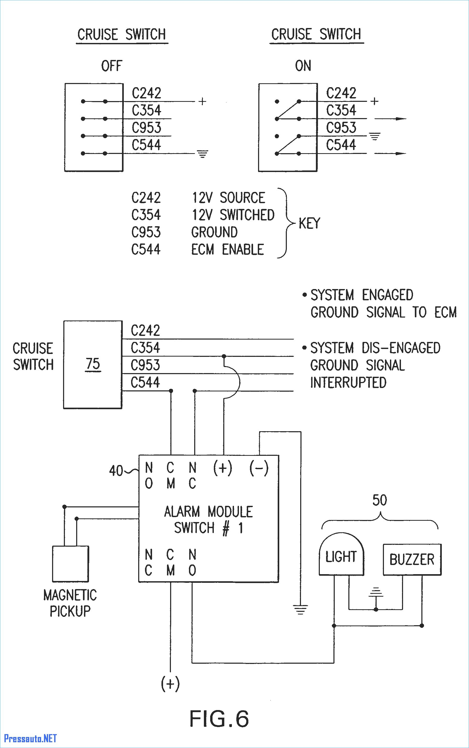key switch wiring diagram for peterbilt 379 wiring  peterbilt 379 wiring injectors diagram #8