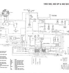 1994 polaris xlt snowmobile source polaris ranger engine diagram polaris predator 500 wiring diagram 03 [ 1925 x 1457 Pixel ]