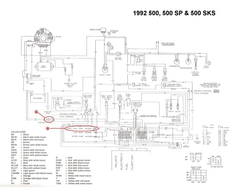 small resolution of 1991 polaris indy 500 wiring diagram manual of wiring diagram u2022 1991 indy 650 wiring diagram for 1991 polaris rxl