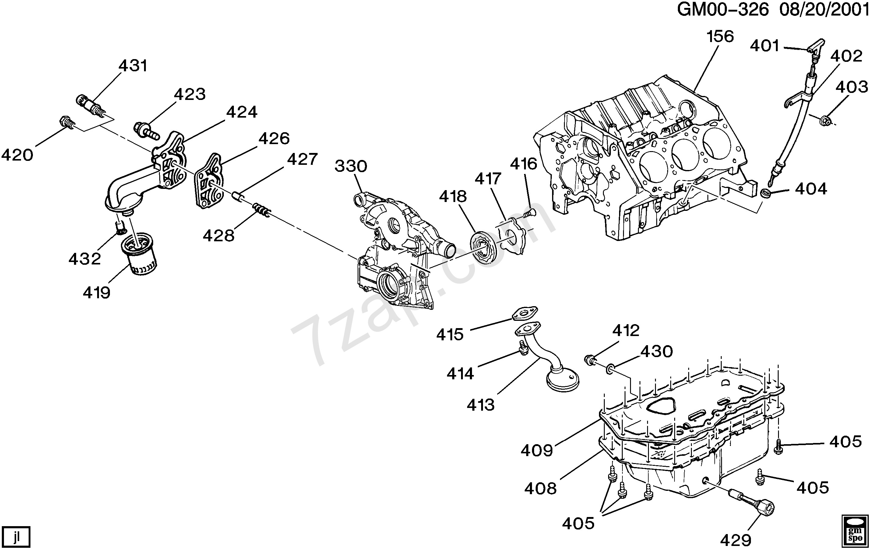 03 Chevy 4 8 Engine Diagram