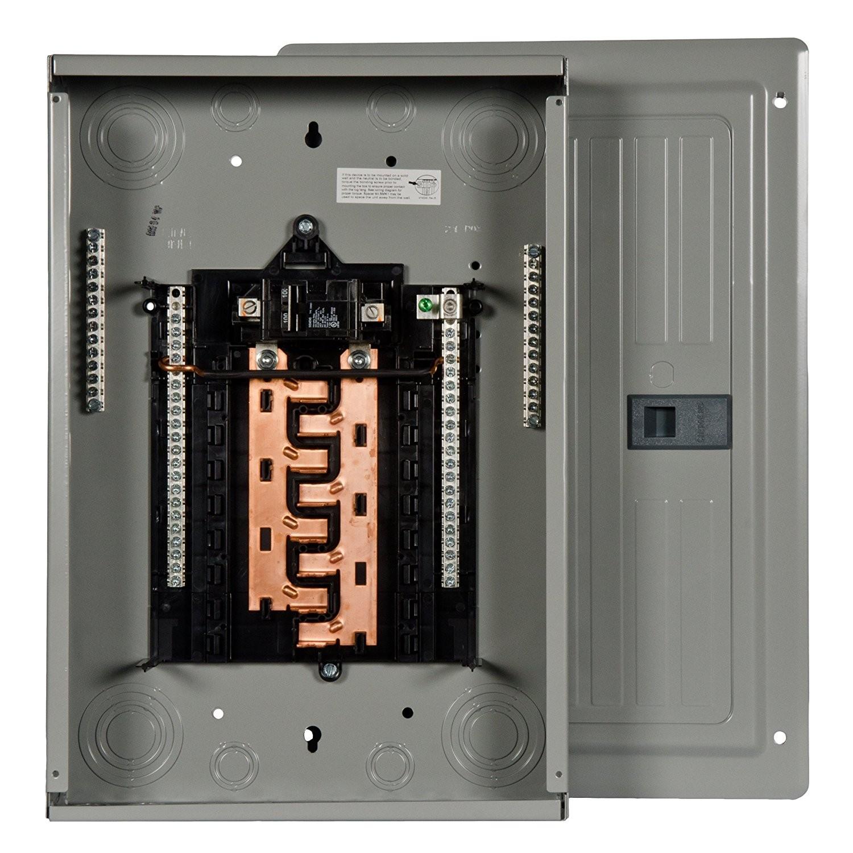homeline outdoor load center wiring diagram 7 pin trailer socket uk qo breaker box