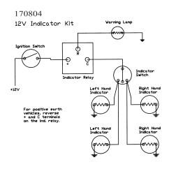 Signal Light Flasher Wiring Diagram 1993 Cal Spa My