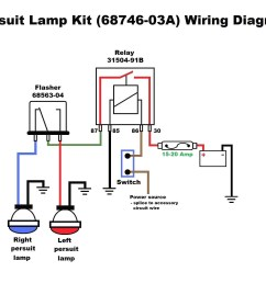 signal light flasher wiring diagram adding rivco led mirrors to a  [ 1628 x 1420 Pixel ]
