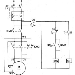 3ph Motor Wiring Diagram Jaguar Xjs Forward And Reverse Control Schematics