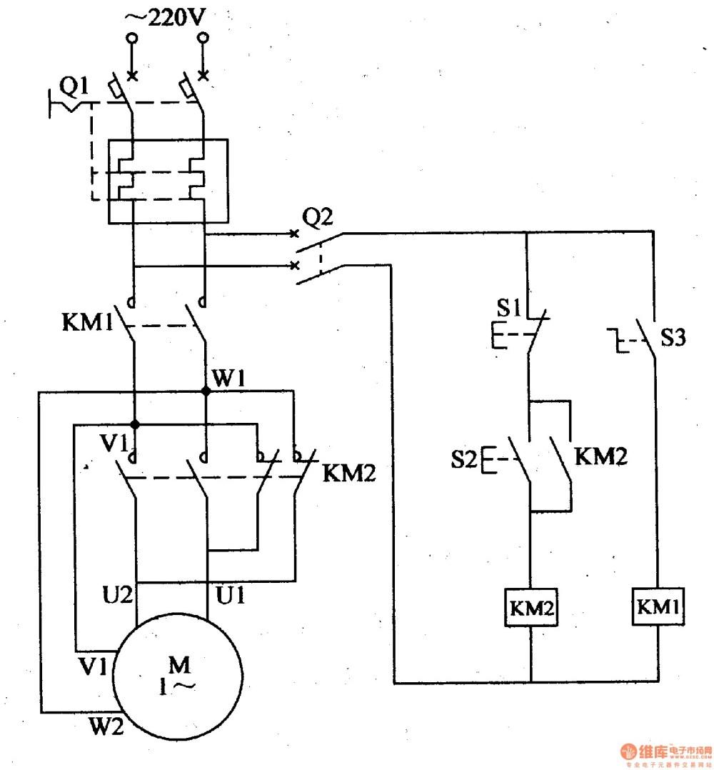 medium resolution of 3ph motor forward and reverse control wiring schematics