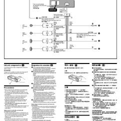 Wiring Diagram Sony Xplod 52wx4 3 Way Switch Car Cd Player Awesome