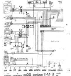 impreza horn wiring diagram best 1998 subaru legacy alternator [ 2550 x 3510 Pixel ]