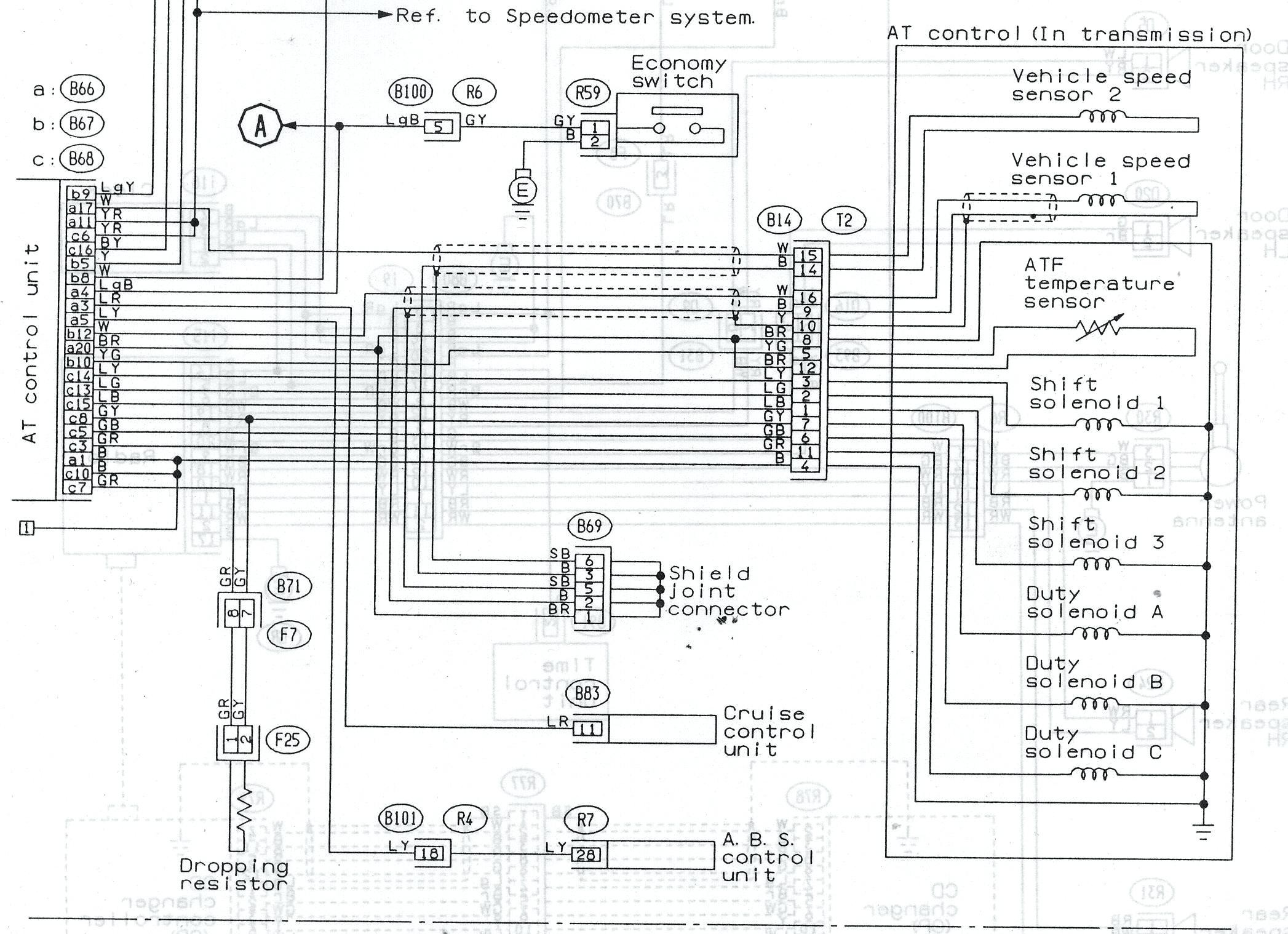 Diagram Subaru Impreza Wiring Diagram Transmission