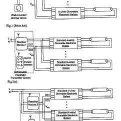 2 Lamp Ballast Wiring Diagram 1965 Mustang Dash T8 My