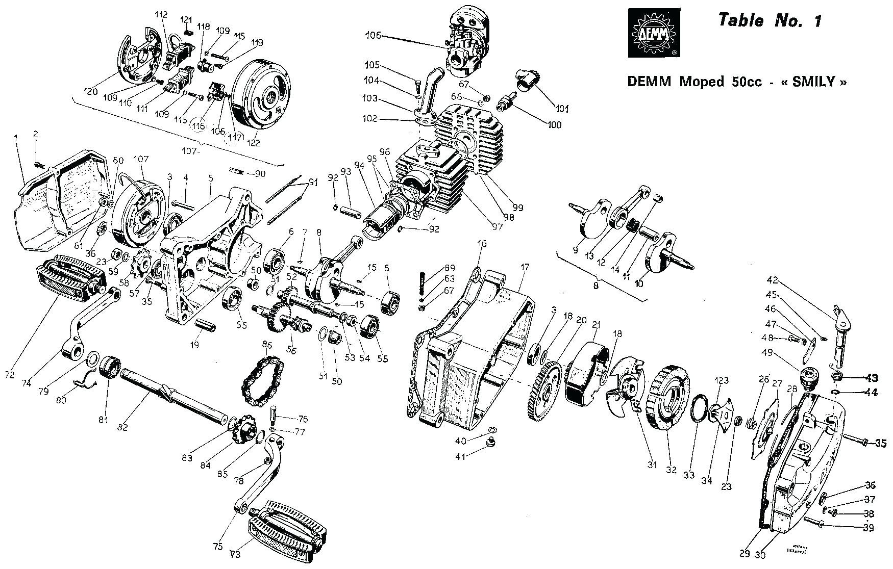 pagsta mini chopper wiring diagram 2006 chevy truck radio tomos a55 engine moped