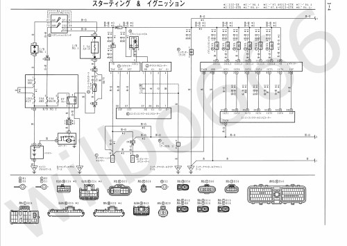 small resolution of 97 toyota chaser wiring diagram radio