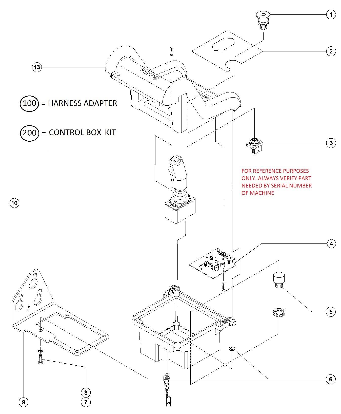 grove manlift wiring diagrams
