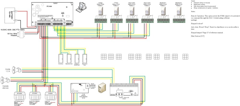 medium resolution of dsc gs boost wiring diagram wiring diagrams bib dsc 551 wiring diagram